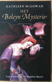 McGowan, Kathleen  -  Het Boleyn Mysterie