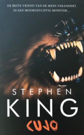 King, Stephen  -  Cujo