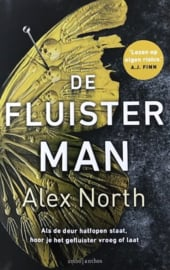 North, Alex  -  De fluisterman