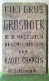 Grijs, Piet  -  Grijsboek