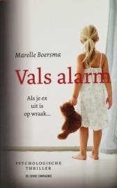 Boersma, Marelle  -  Vals alarm