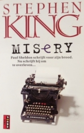 King, Stephen  -  Misery  (pocket)