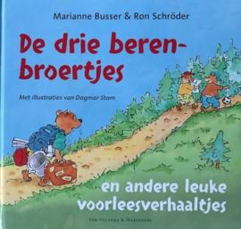 Busser, Marianne / Schröder, Ron  -  De drie berenbroertjes