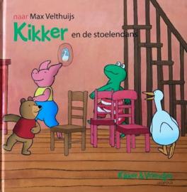 Velthuijs, Max  -  Kikker en de stoelendans