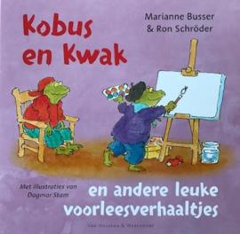 Busser, Marianne / Schröder, Ron  -  Kobus en Kwak