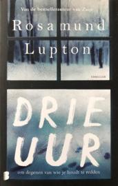 Lupton, Rosamund  -  Drie uur