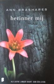 Brashares, Ann -  Herinner mij