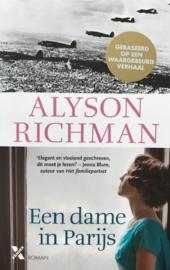 Richman, Alyson  -  Een dame in Parijs