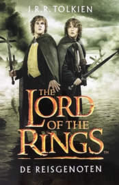 Tolkien, J.R.R.  -  The Lord of the Rings 1 (De reisgenoten)
