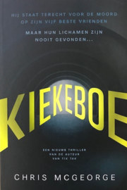 McGeorge, Chris  -  Kiekeboe
