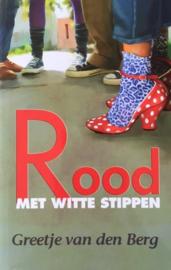 Berg van den, Greetje  -  Rood met witte stippen