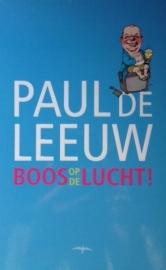 Leeuw de, Paul  -  Boos op de lucht!