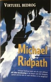 Ridpath, Michael  -  Virtueel bedrog