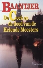 Baantjer, A.C.  -  (58)  De Cock en de dood van de Helende Meesters