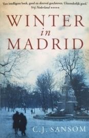 Sansom, C.J.  -  Winter in Madrid