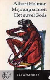 Helman, Albert  -  Mijn aap schreit / Het euvel Gods