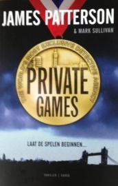 Patterson, James  -  Private Games