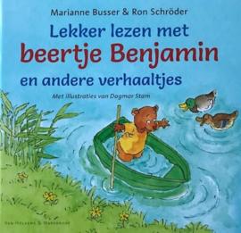 Busser, Marianne / Schröder, Ron  -  Lekker lezen met beertje Benjamin