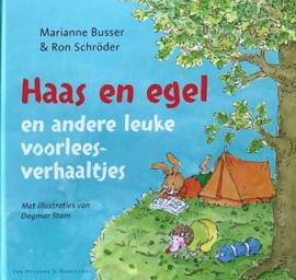 Busser, Marianne / Schröder, Ron  -  Haas en egel