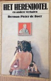Boer de, Herman Pieter  -  Het Herenhotel
