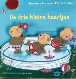 Busser, Marianne / Schröder, Ron  -  De drie kleine beertjes