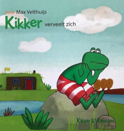 Velthuijs, Max  -  Kikker verveelt zich