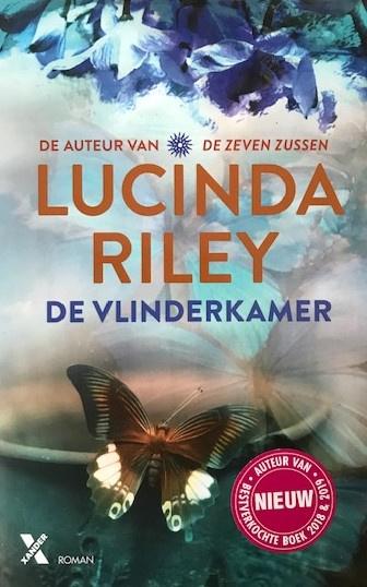 Riley, Lucinda  -  De vlinderkamer