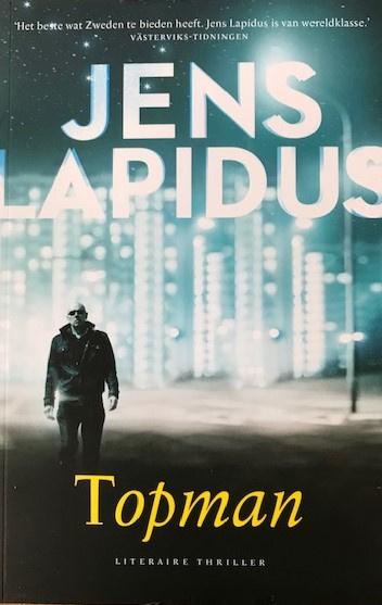 Lapidus, Jens  -  Topman