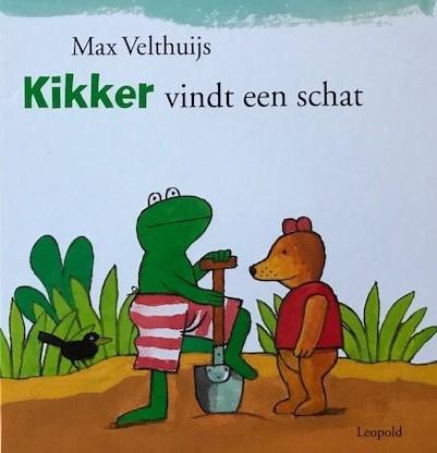 Velthuijs, Max  -  Kikker vindt een schat