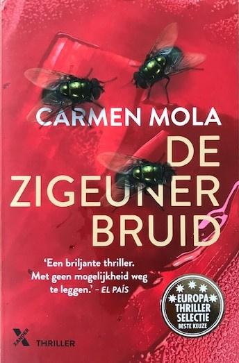 Mola, Carmen  -  De zigeunerbruid