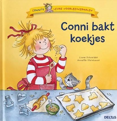 Schneider, Liane  -  Conni bakt koekjes