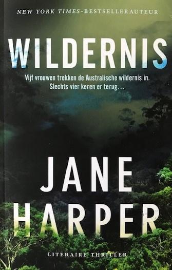 Harper, Jane  -  Wildernis