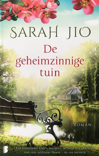 Jio, Sarah  -  De geheimzinnige tuin