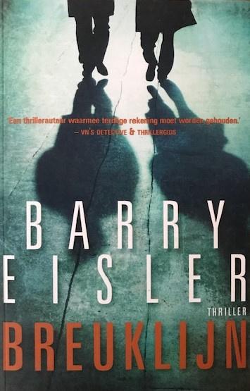 Eisler, Barry  -  Breuklijn