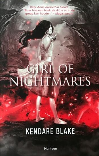 Blake, Kendare  -  Girl of nightmares