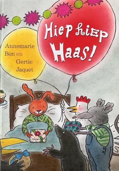 Bon, Annemarie  -  Hiep hiep Haas!