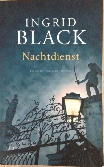 Black, Ingrid  -  Nachtdienst