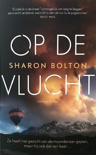 Bolton, Sharon  -  Op de vlucht
