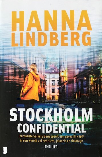 Lindberg, Hanna  -  Stockholm confidential
