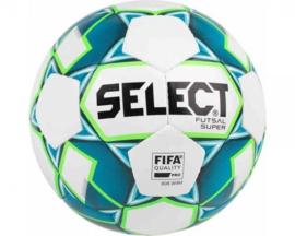 Futsal Super Voetbal - Wit / Fluo Groen