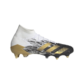 FW9183 ADI PREDATOR 20.1 SG WHITE/GOLD/CORE BLACK