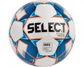 Futsal Mimas Voetbal - Wit / Marine / Fluo Oranje