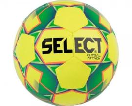 Futsal Attack (Shiny) Voetbal - Geel / Fluo Oranje