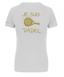 T-shirt Je Suis Padel