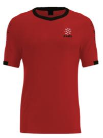 Padl Extreme t-shirt red/black