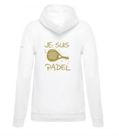 Sweater Je Suis Padel
