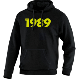 6789 Sweater met kap 1989