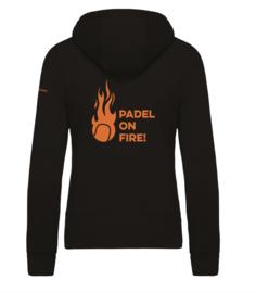 Sweater Padel On Fire