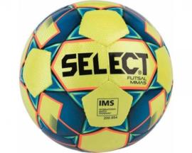 Futsal Mimas Voetbal - Geel / Marine / Fluo Oranje
