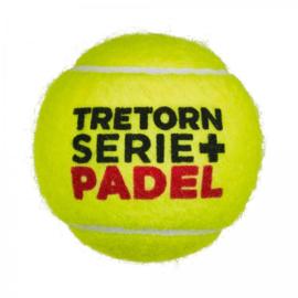 TRETORN Padel ballen (3 stuks)